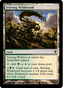 Stirring Wildwood - WWK - R