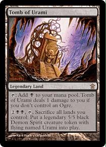 Tomb of Urami - SOK - R