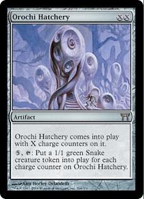 Orochi Hatchery - COK - R (desgastada)
