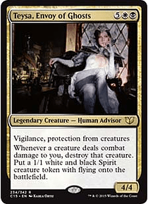 Teysa, Envoy of Ghosts - DMZ - R