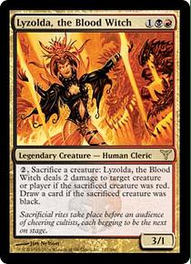Lyzolda, the Blood Witch - DSS - R