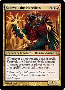 Kaervek the Merciless - TSP - R