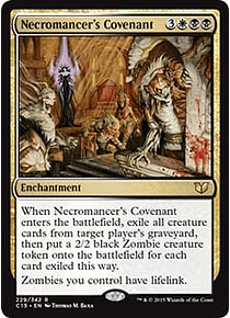 Necromancer's Covenant - C15 - R