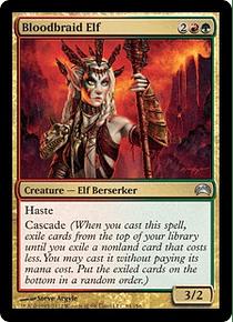 Bloodbraid Elf - PCA - U