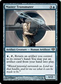 Master Transmuter - CFX - R