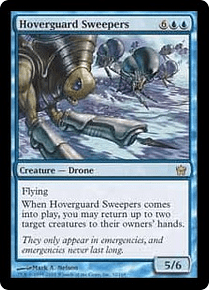 Hoverguard Sweepers - FDW - R