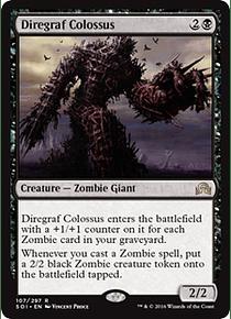 Diregraf Colossus - SOI - R