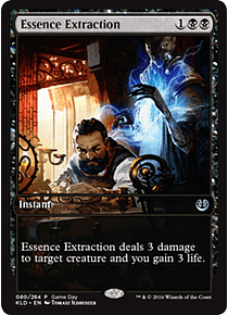 Essence Extraction (Kaladesh Game Day) (Full-Art)