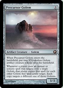 Precursor Golem - SOM - R