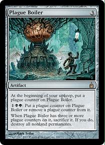 Plague Boiler - RCG - R