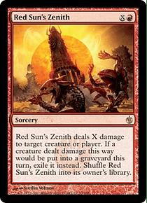 Red Sun's Zenith - MBS - R