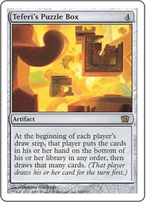 Teferi's Puzzle Box - 8TH - R