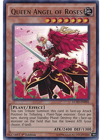 Queen Angel of Roses - LC5D-EN096 - Ultra Rare