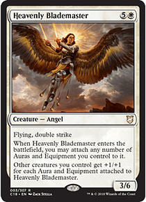 Heavenly Blademaster - C18 - R