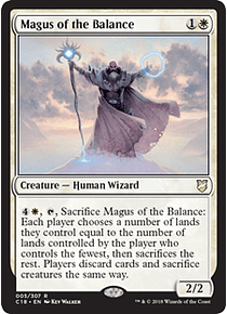 Magus of the Balance - C18 - R