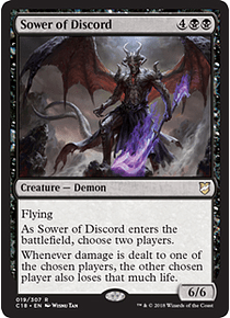 Sower of Discord - C18 - R