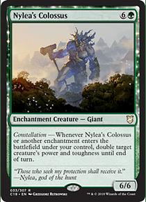 Nylea's Colossus - C18 - R