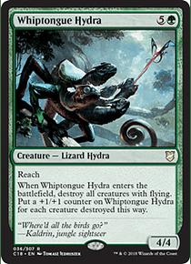 Whiptongue Hydra - C18 - R