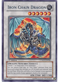 Iron Chain Dragon - CSOC-EN040 - Rare