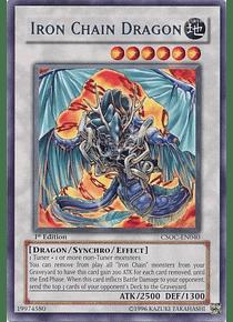Iron Chain Dragon - CSOC-EN040 - Rare