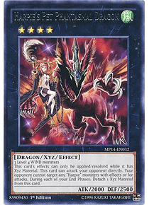 Harpie's Pet Phantasmal Dragon - MP14-EN032 - Rare