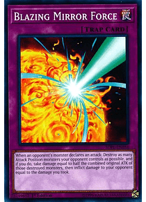Blazing Mirror Force - SDPL-EN034 - Common