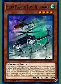 Mecha Phantom Beast Tetherwolf - SDPL-EN011 - Common