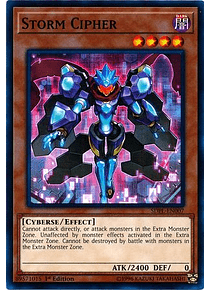Storm Cipher - SDPL-EN007 - Common