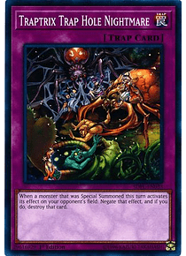 Traptrix Trap Hole Nightmare - SDPL-EN033 - Common