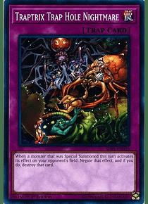 Traptrix Trap Hole Nightmare - SDPL-EN033 - Common