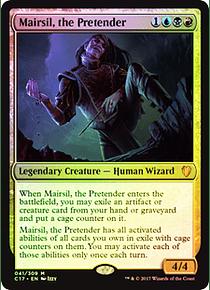 Mairsil, the Pretender - C17 - M