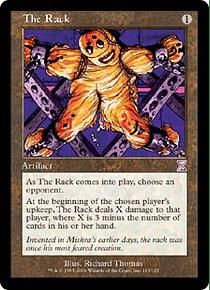 The Rack - TSP - R