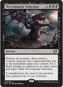 Necromantic Selection - C17 - R