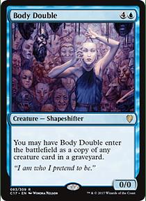 Body Double - C17 - R