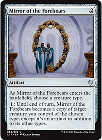 Mirror of the Forebears - C17 - U