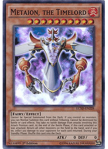 Metaion, the Timelord - LC5D-EN228 - Super Rare