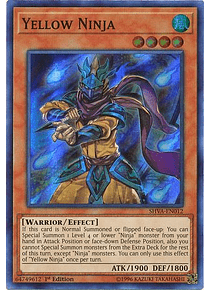 Yellow Ninja - SHVA-EN012 - Super Rare