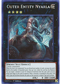 Outer Entity Nyarla - SHVA-EN017 - Secret Rare