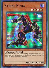 Strike Ninja - SHVA-EN021 - Super Rare
