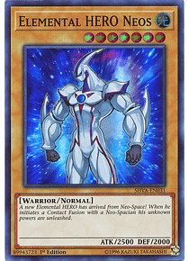 Elemental HERO Neos - SHVA-EN031 - Super Rare
