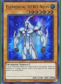 Elemental HERO Neos - SHVA-EN031 - Super Rare