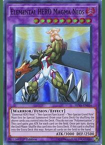 Elemental HERO Magma Neos - SHVA-EN034 - Super Rare