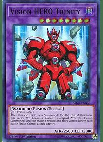 Vision HERO Trinity - SHVA-EN036 - Super Rare