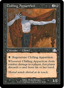 Chilling Apparition - PPC - U