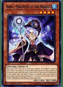 Ariel, Priestess of the Nekroz - MP18-EN007 - Rare