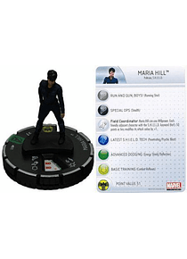 Maria Hill #011 Avengers Movie Marvel Heroclix