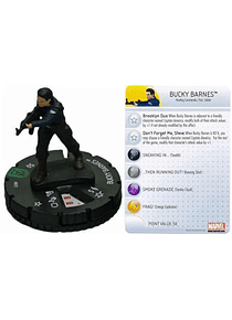 Bucky Barnes #017 Avengers Movie Marvel Heroclix