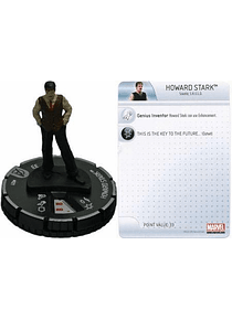Howard Stark #021 Avengers Movie Marvel Heroclix