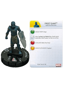 Frost Giant #005 Avengers Movie Marvel Heroclix
