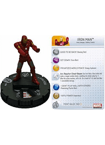 Iron Man #006 Avengers Movie Marvel Heroclix